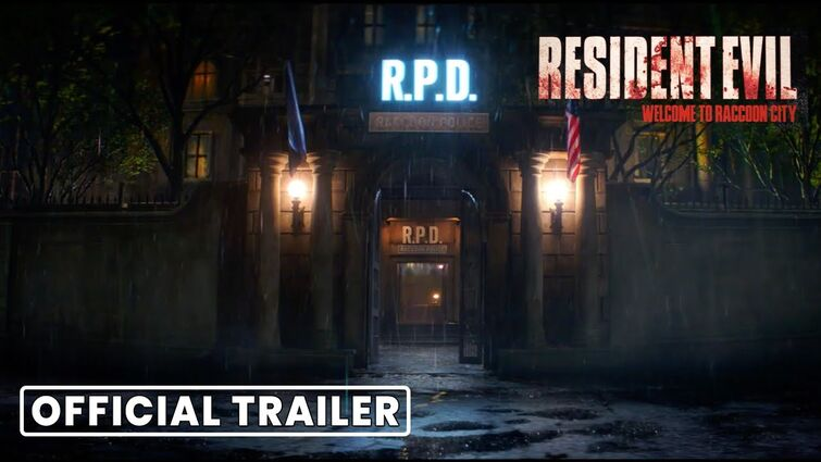 Resident Evil Welcome To Raccoon City  | Official Trailer #2