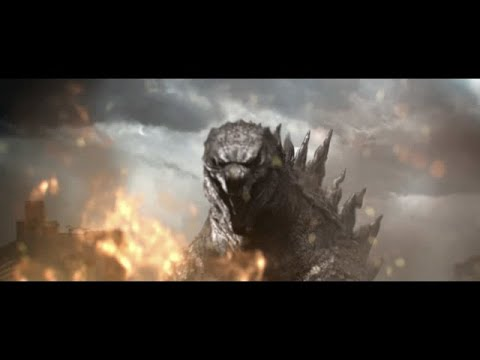 Godzilla in Shinjuku / ゴジラ、新宿出現