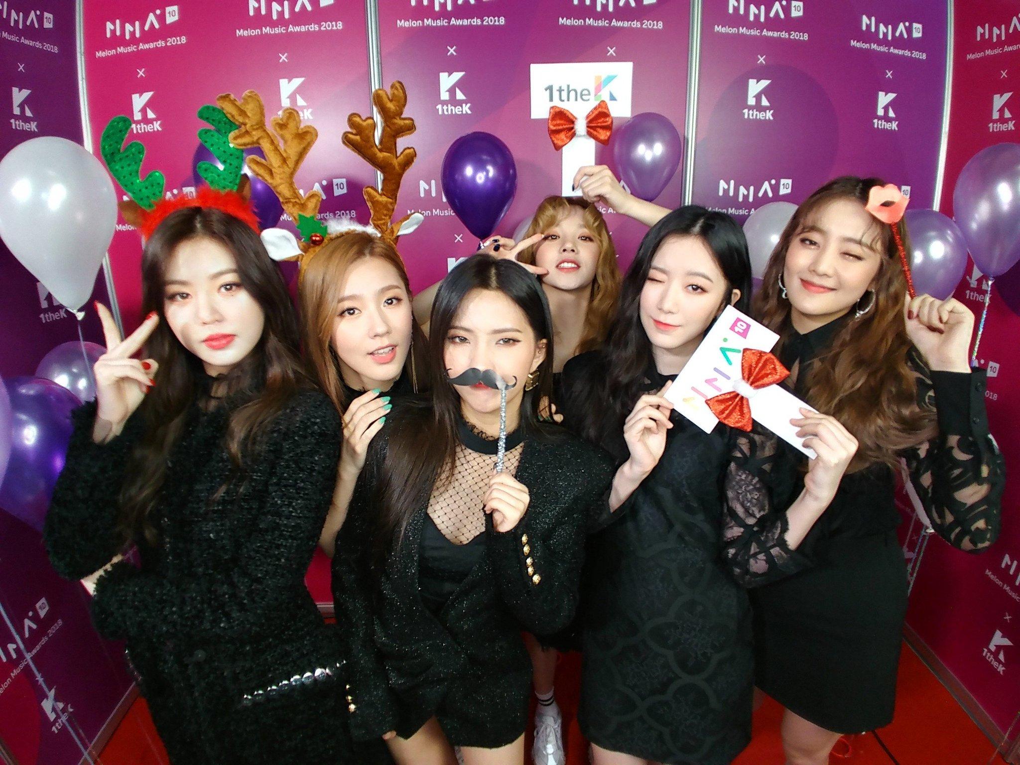 (G)I-DLE had won their 4th ROTY at Melon Music Awards
