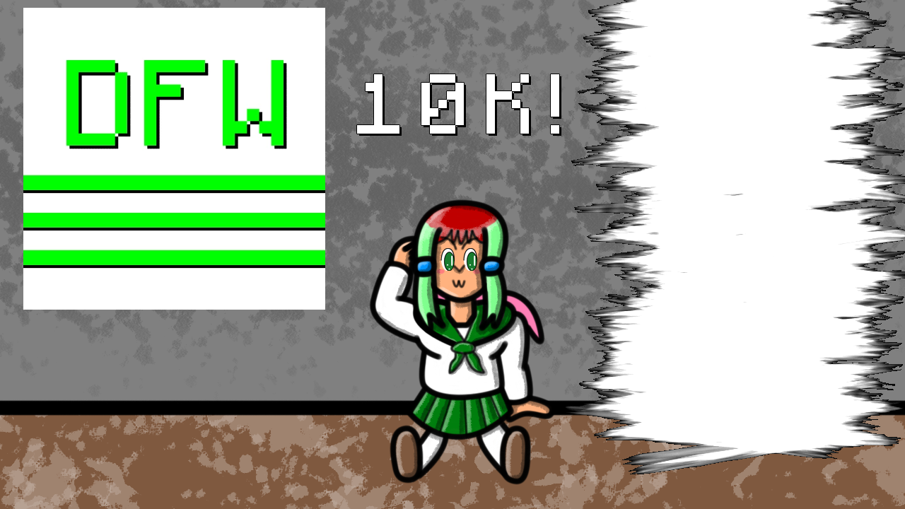 Dream Fiction Wiki has reached 10k pages!