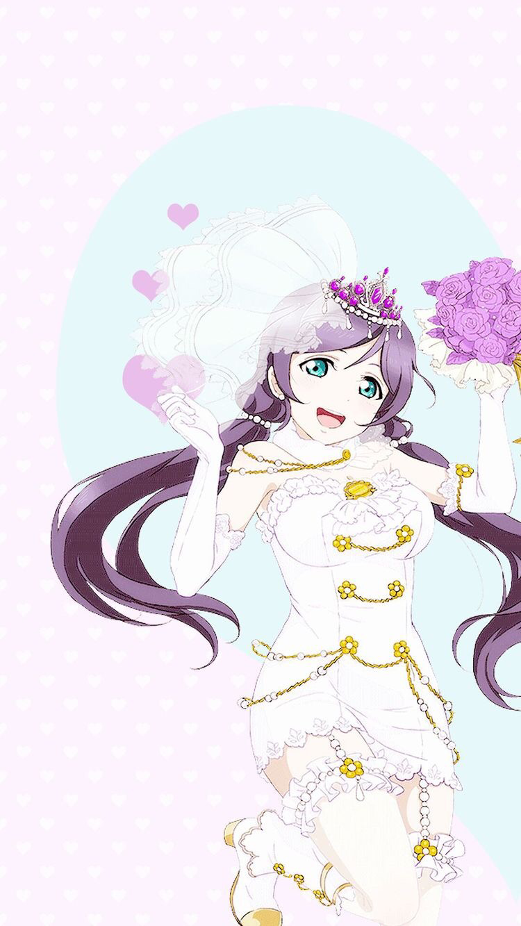 Happy birthday to the mother of Muse!!! Love ya Nozomi  Picture is not mines, credit to the artist.