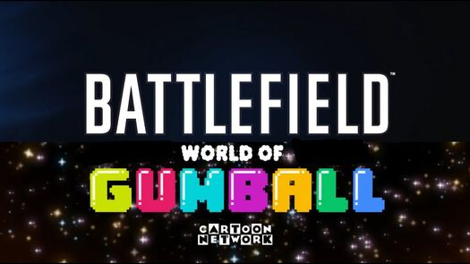 Gumball x Battlefield V - YouTube Gaming