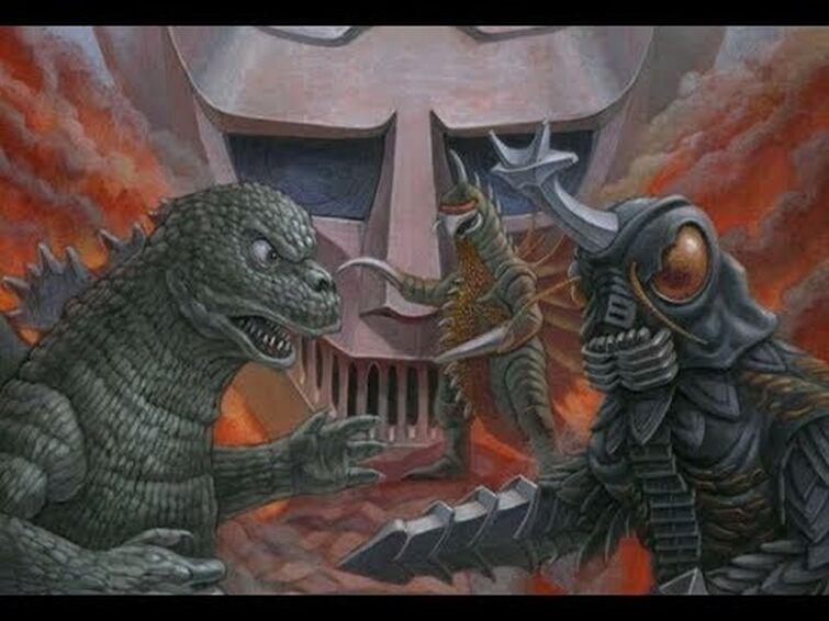 """Jet Jageta Vs Megaroly"" - Godzilla: Unleashed - Jet Jaguar Theme Mashup Remix"