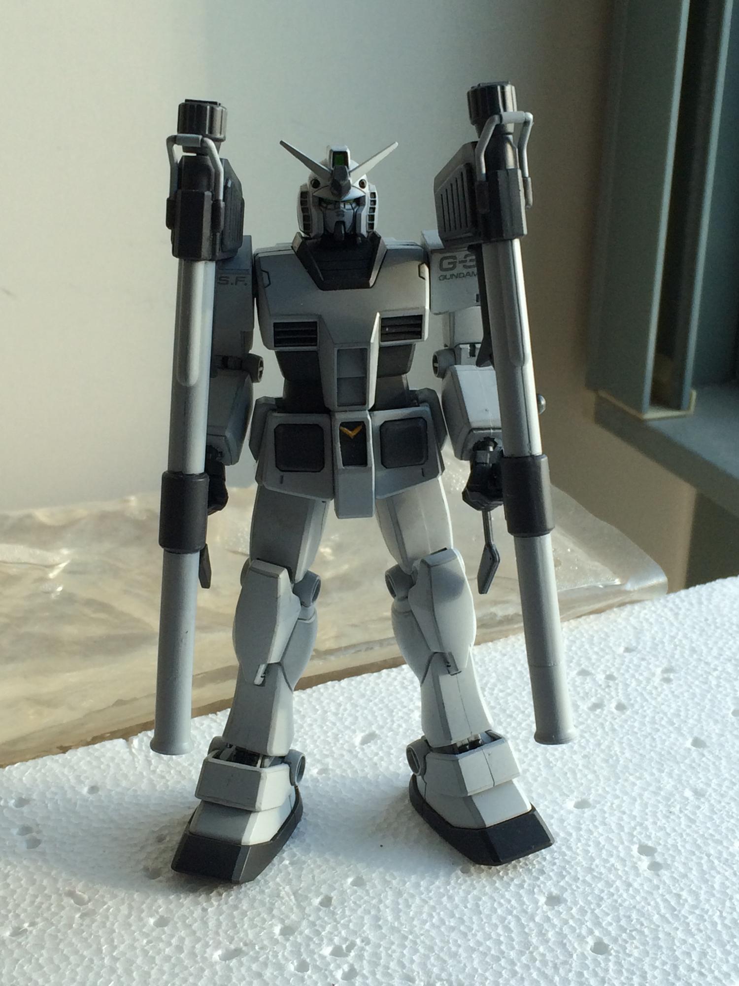 HGUC RX-78-3 G3