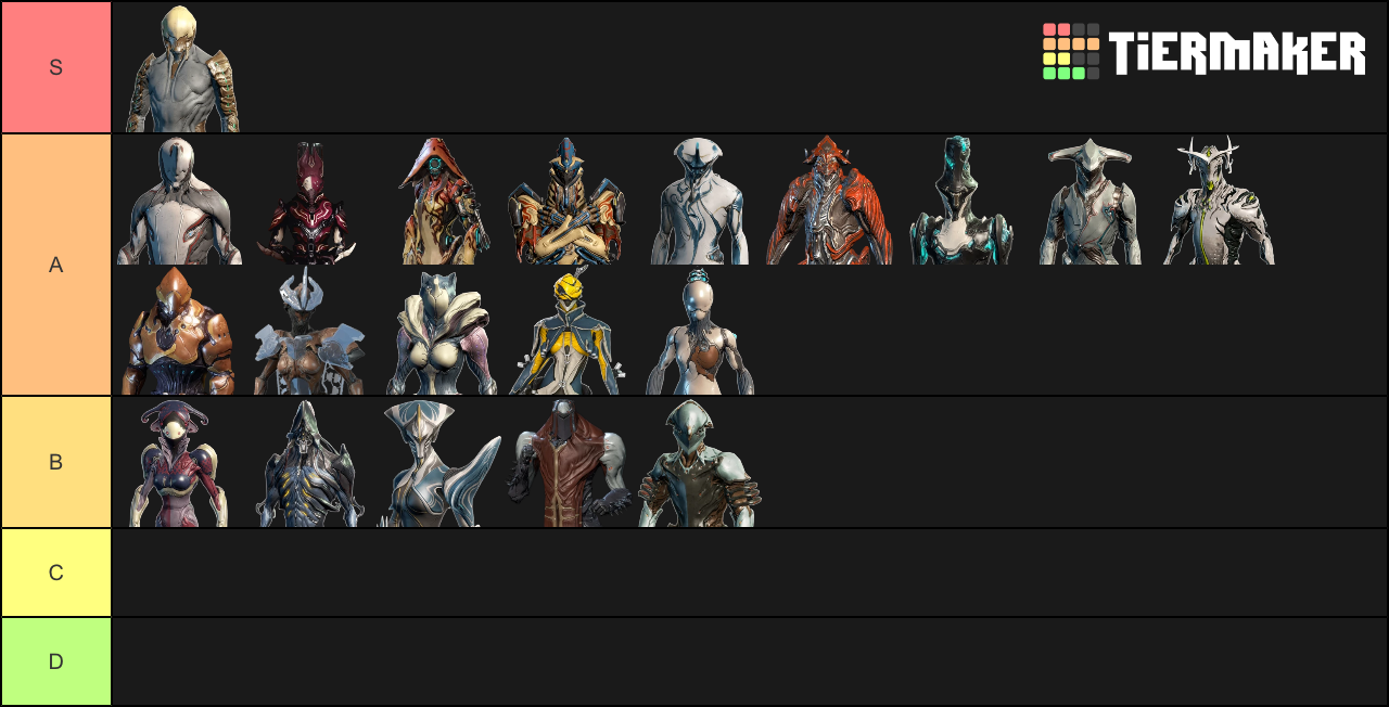 How do you see different warframes in your POV? Here's mine  | FANDOM