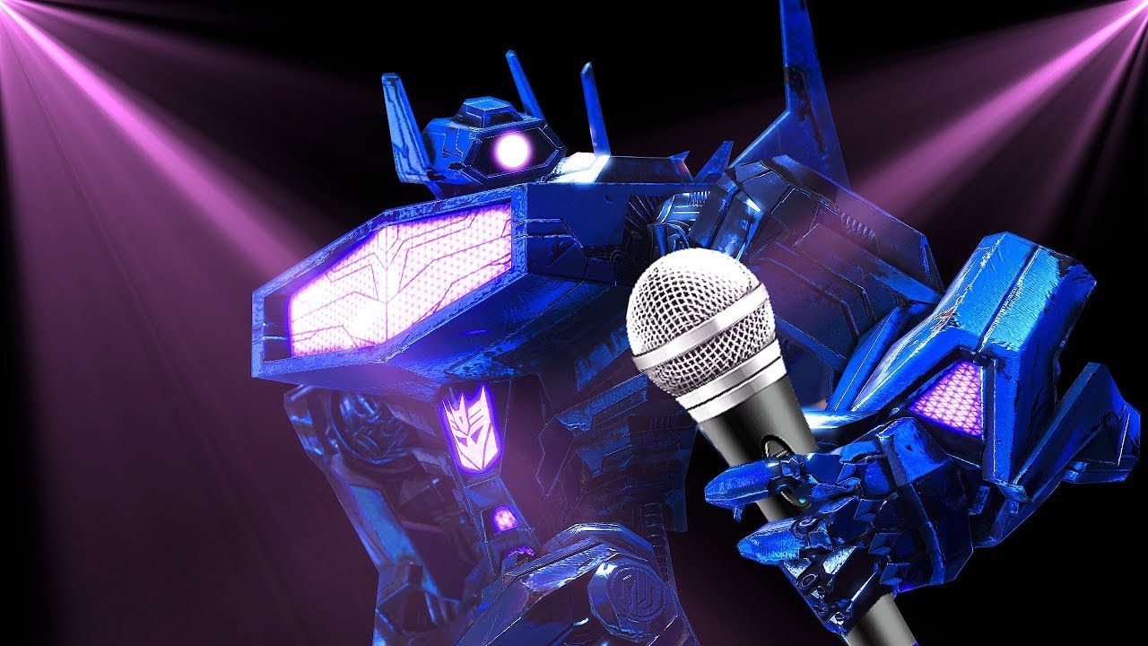 "Transformers Shockwave Sings ""You're Welcome"" -Moana"
