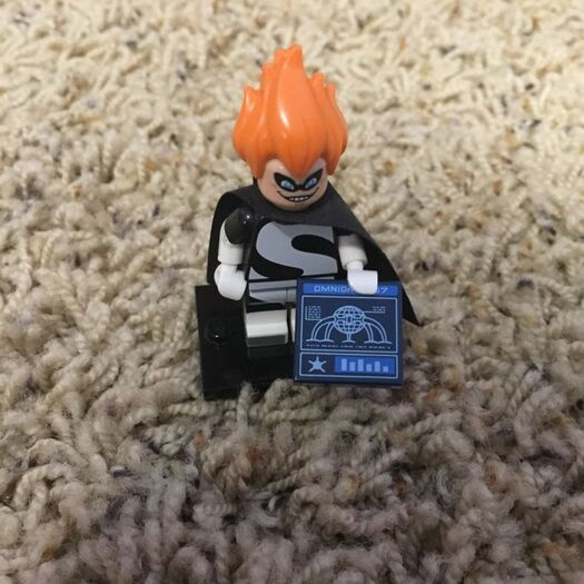Lego Disney Syndrome Minifig Collectible Minifigures 71012 Series Pixar 689743045181 | eBay