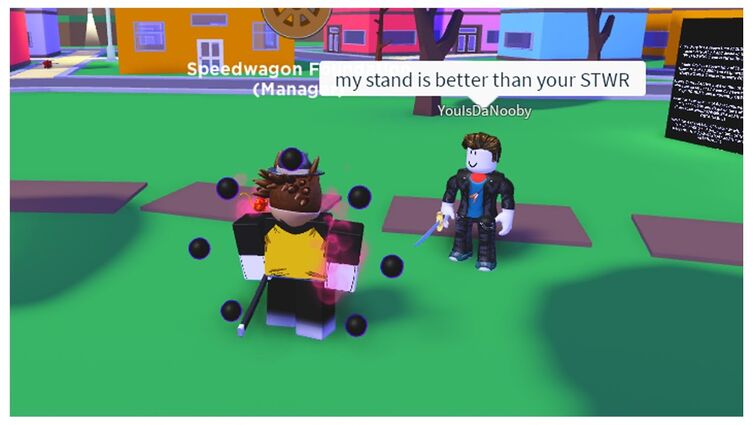 A Universal Time - TROLLING SCAMMERS BY PRETENDING TO BE A NOOB WITH STWR   Roblox  