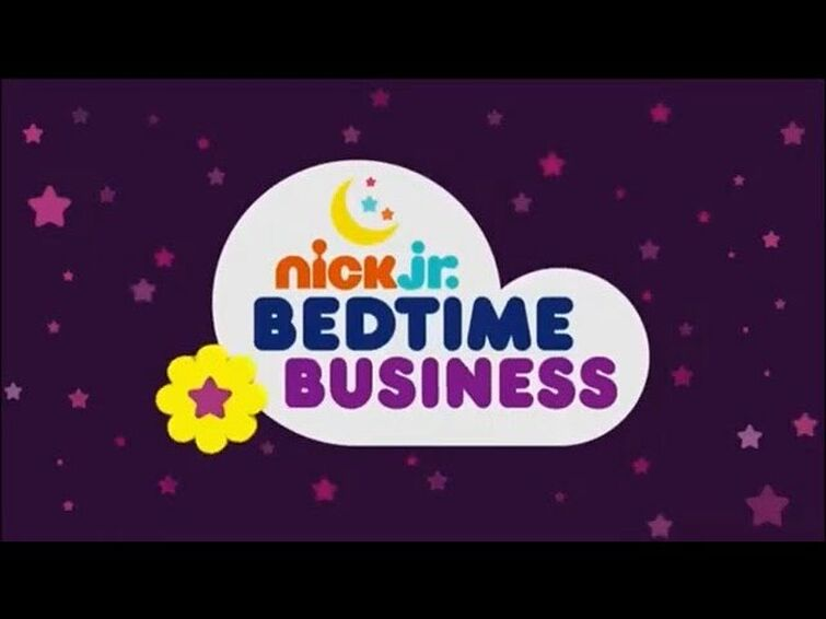 Nick Jr. Bedtime Business short airs on July 4, 2021 (HQ, RARE)