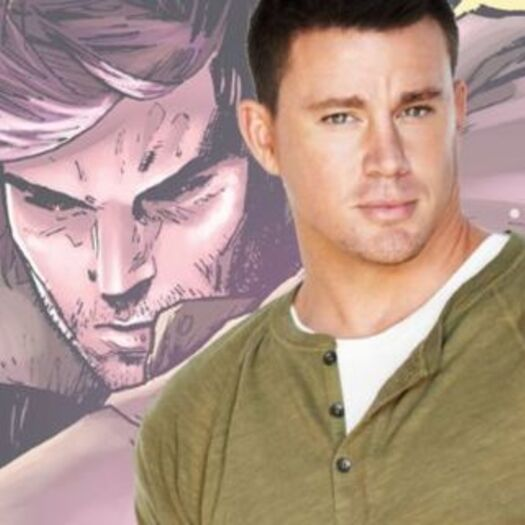 Channing Tatum Wants to Direct 'Gambit'
