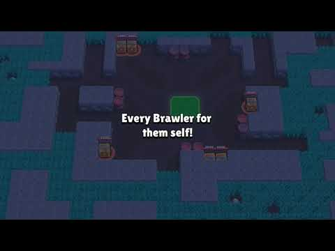 Brawl Stars: More Cavern Churn inversion