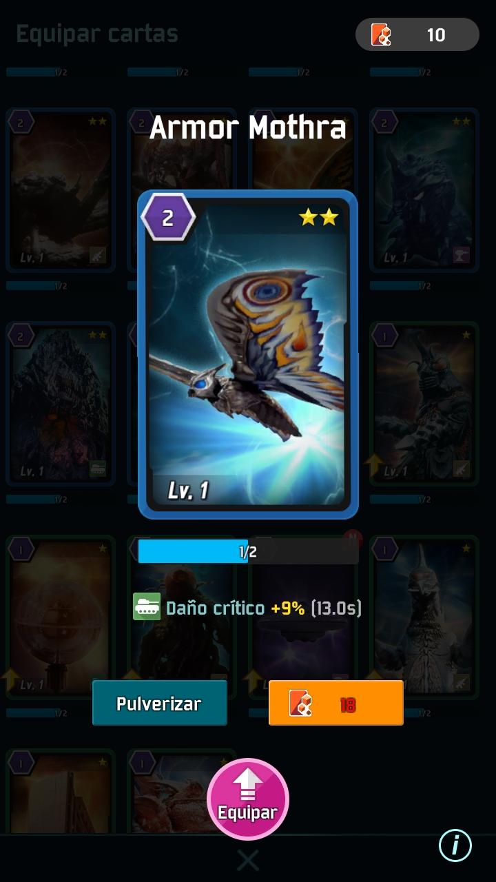 Spacemothra, te atrape en godzilla defence force xD