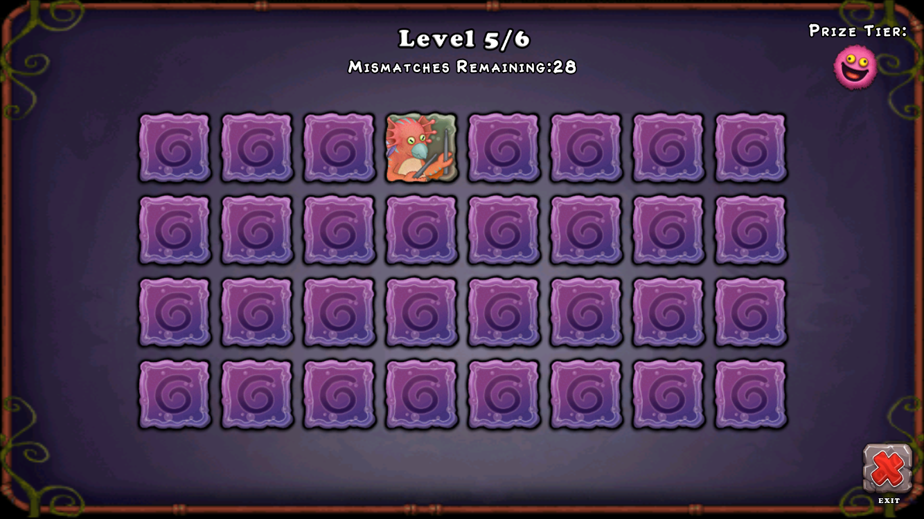 Hey guys. Just found Epic Shellbeat (What?!) in the memory game!
