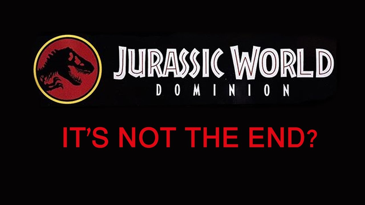Jurassic World Dominion is NOT the End?