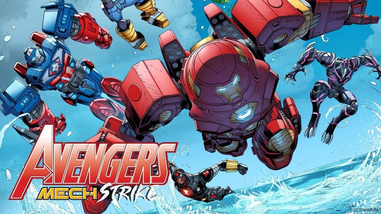AVENGERS MECH STRIKE #1 Trailer | Marvel Comics