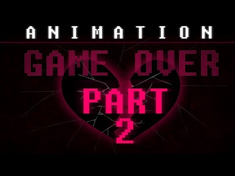 Game Over (Part 2) - Glitchtale S2 EP#6 | ANIMATION