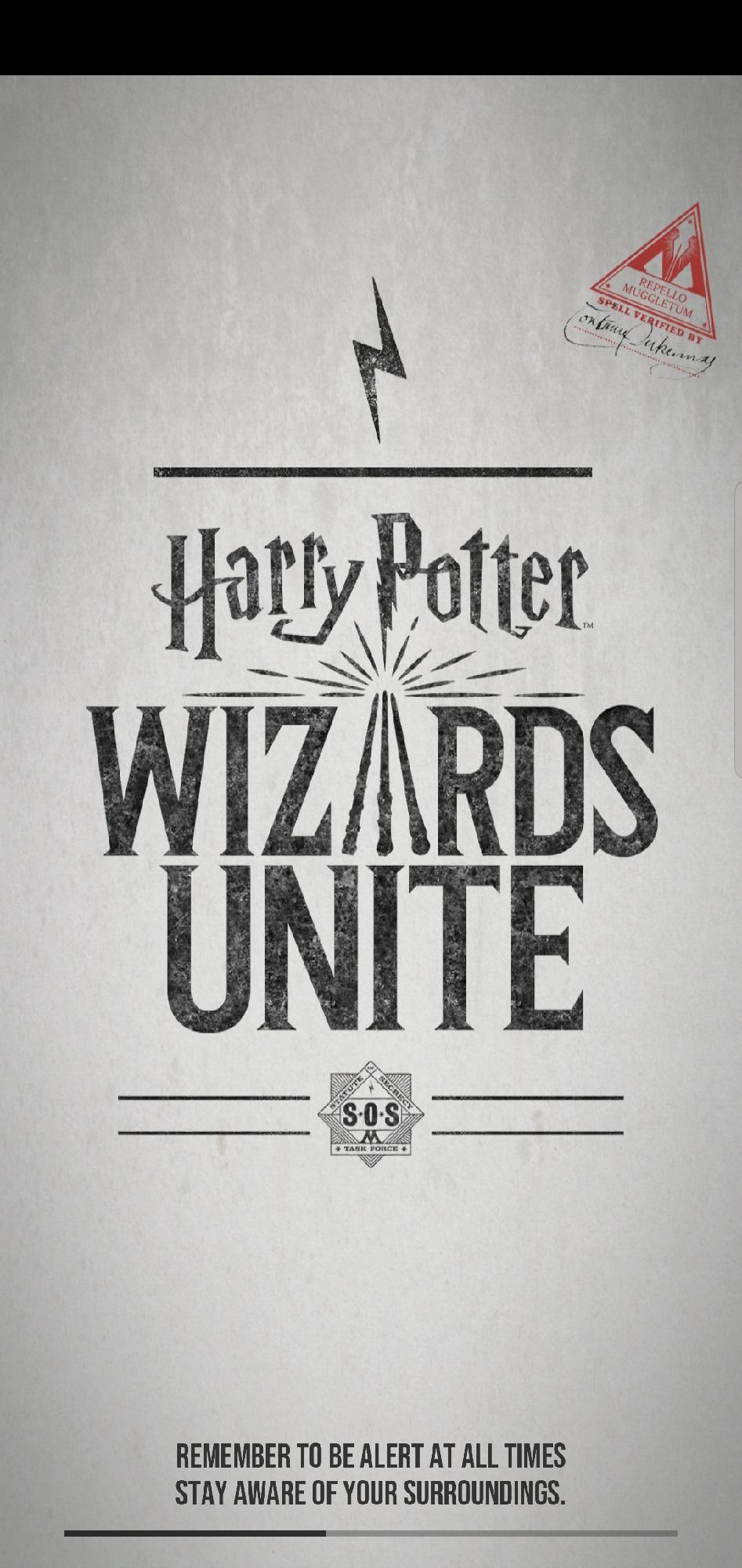 Wizards unite