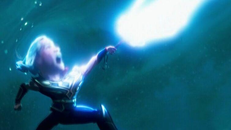 "Thor ""Viva las VEGAS"" for 10 minutes"