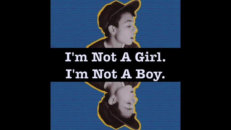 """SCOUT - """"I'm Not A Girl, I'm Not A Boy"""""""