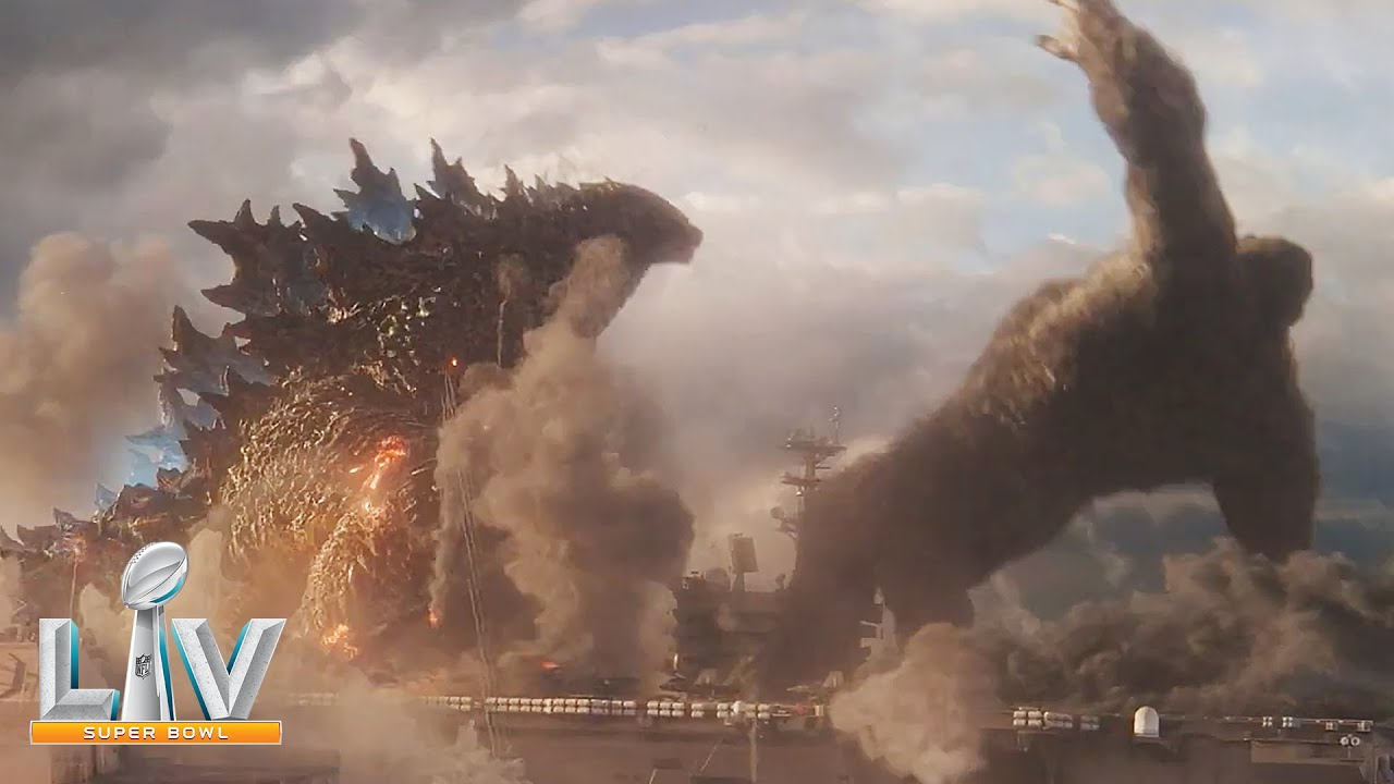 Godzilla vs. Kong Official Japanese Trailer With NEW FOOTAGE 4K