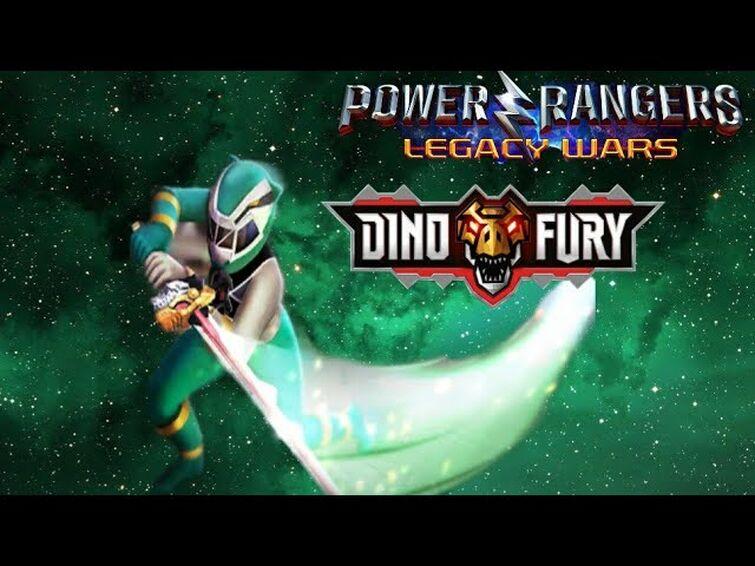 "DINO FURY "" Izzy"" Coming? ~ Power Rangers Legacy Wars"
