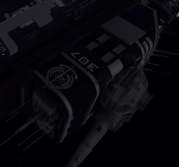 Regarding the UNN Escort Ship in the Episode IFF