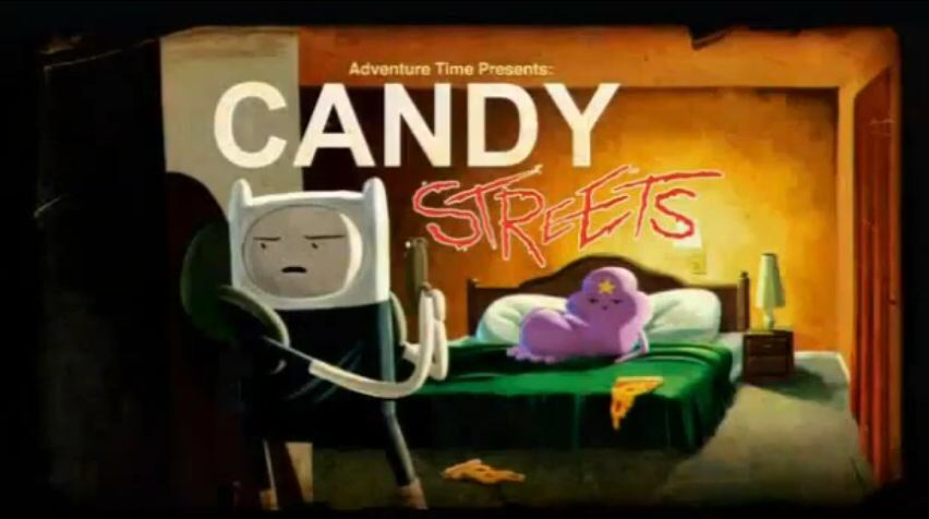 Candy Streets