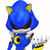 Metal sonic 150. version