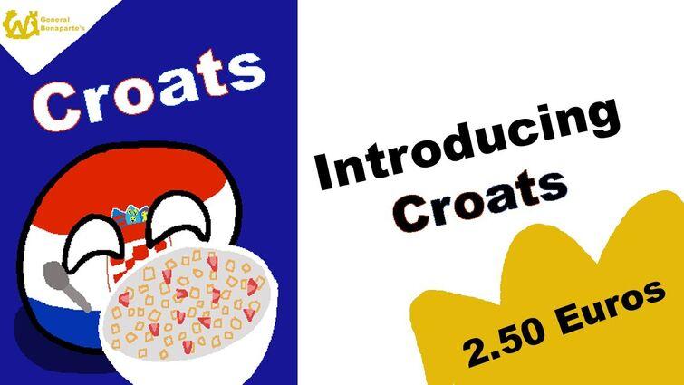 """Cr""""oats"""""""