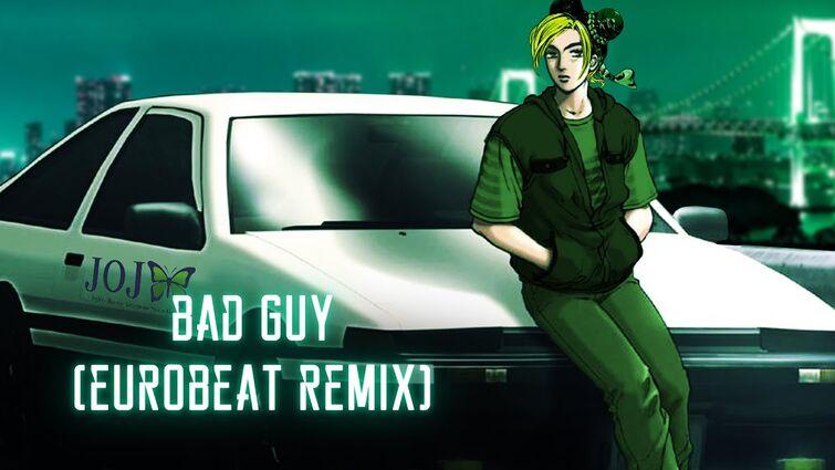 Bad Guy but it's Eurobeat (ft. rifaiqbal)