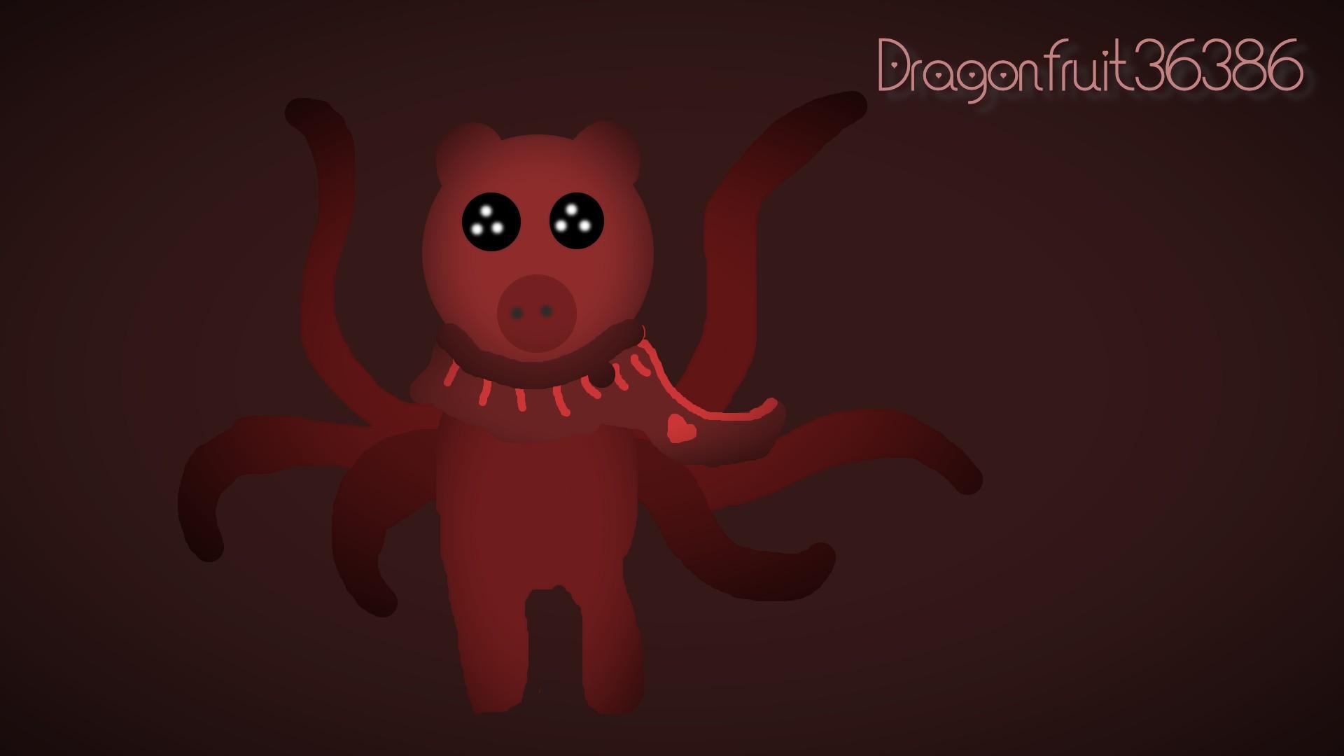 Octopus Piggy Piggy Roblox Piggy Characters Art Request Fandom