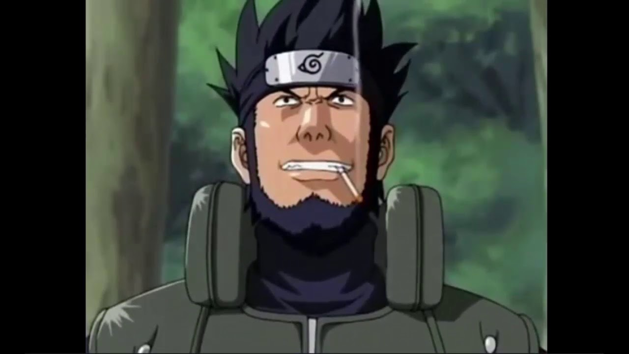 Asuma MITA e salva Shikamaru da morte certa