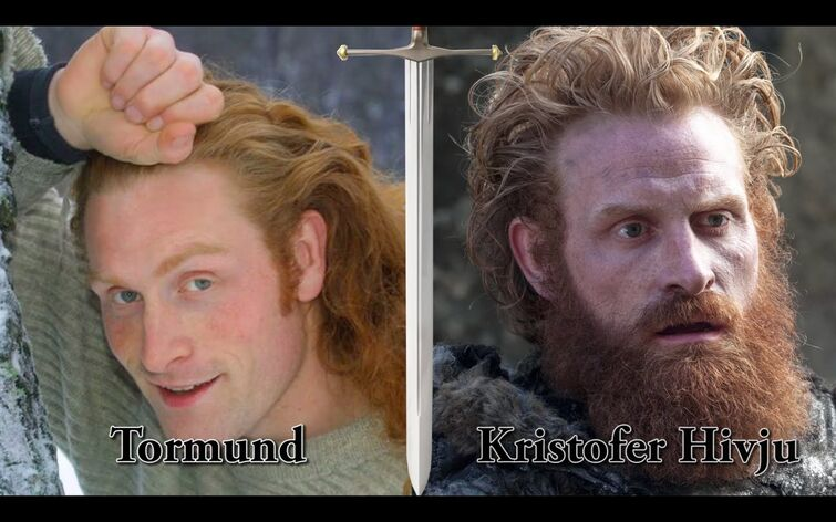 Game of Thrones. Before and After