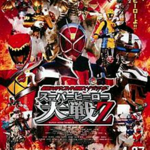 Metal, Rider, Sentai's avatar