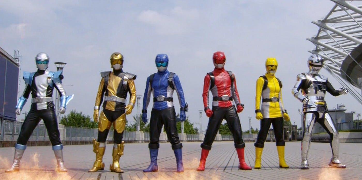 Power Rangers super Beast Morphers 2020 | FANDOM
