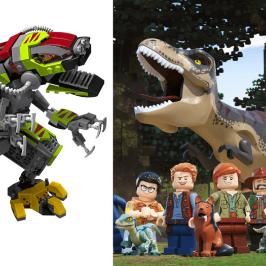 Lego Unveils 'Jurassic World: Legend of Isla Nublar' Mini-Series and New Tie-In Sets! - Jurassic Outpost