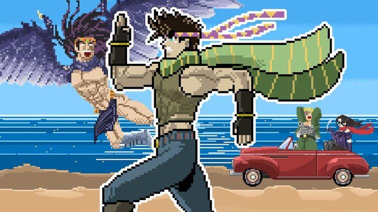Joseph's Theme - Overdrive [8-bit; 2A03] [16-bit; SNES] - JoJo's Bizarre Adventure