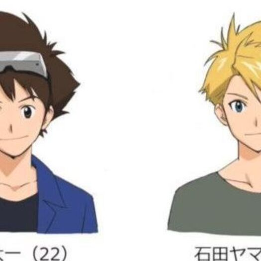 'Digimon' Movie Reveals New Character Designs