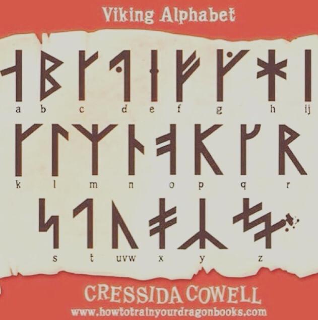 Alfabeto vikingo