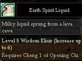 Earth Spirit Liquid