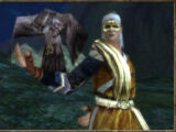 Shen Mo, The Evil God