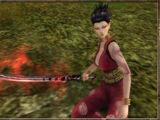 Bladewearing Witch