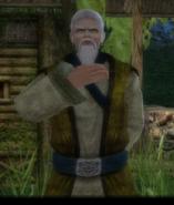 Taishan Hermit Nameless Elder