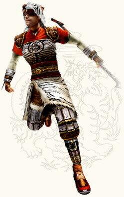 The Brotherhood of Thieves Warrior Bandit