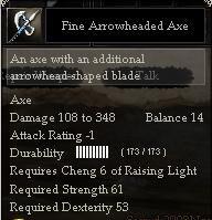 Fine Arrowheaded Axe.jpg