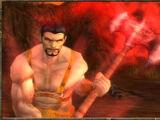Jin Long, The Insane Axe