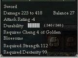 Wan Daye's Thunder Sword