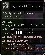 Superior White Silver Pole.jpg