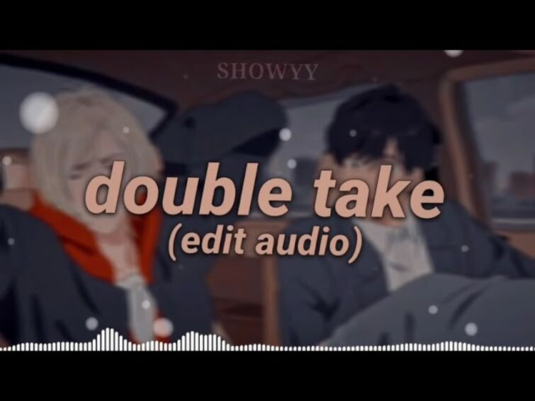 Double Take Edit Audio