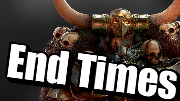 How did The End times was created?